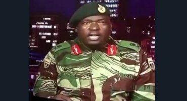 Zimbabue: Ejército toma el poder,