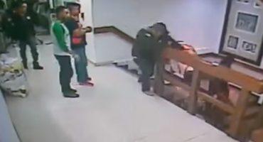 Presunto secuestrador intenta el escape perfecto (sí, claro), ¿qué falló?