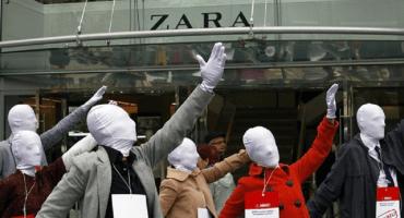 Las historias de terror encriptadas en las etiquetas de ropa de Zara Turquía