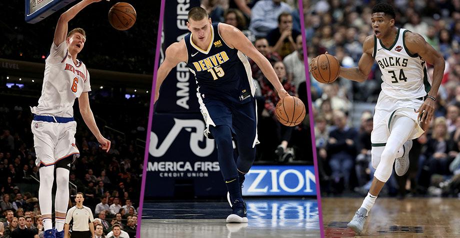 La joven invasión europea en la NBA