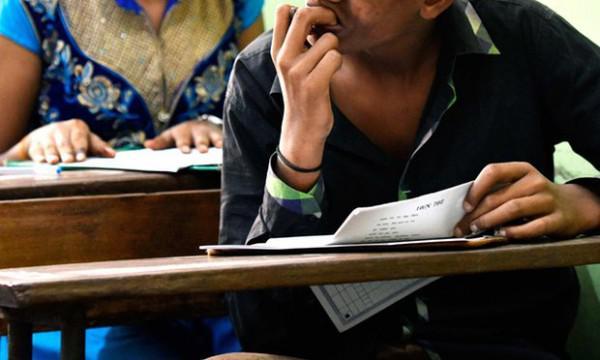Exámenes en India