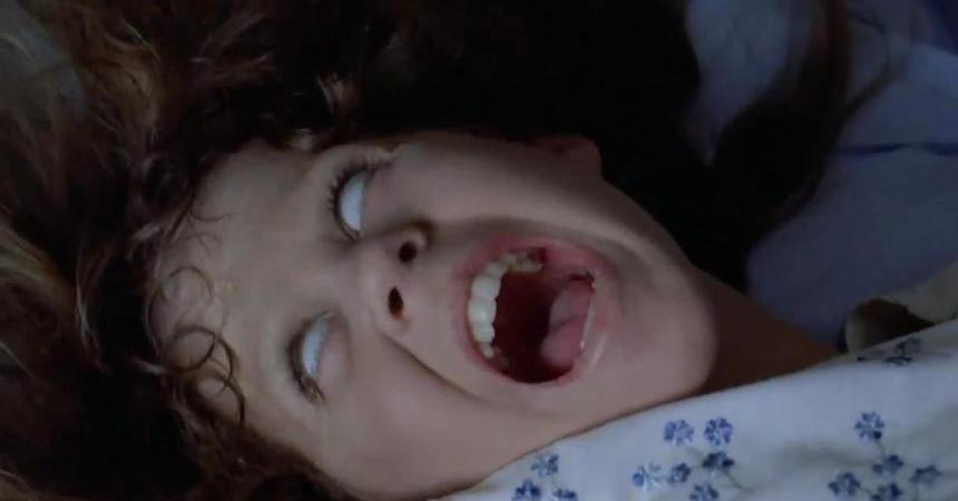 El Exorcista - Ojos blancos