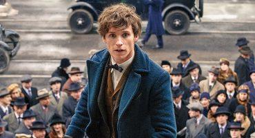 ¡Mira a Jude Law como Dumbledore en el nuevo póster de Fantastic Beasts!