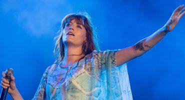 Florence Welch lanzará un libro de poesía, letras de canciones y dibujos