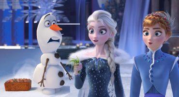 Como cuando eres el corto de Frozen y tampoco te quieren en Estados Unidos 😂
