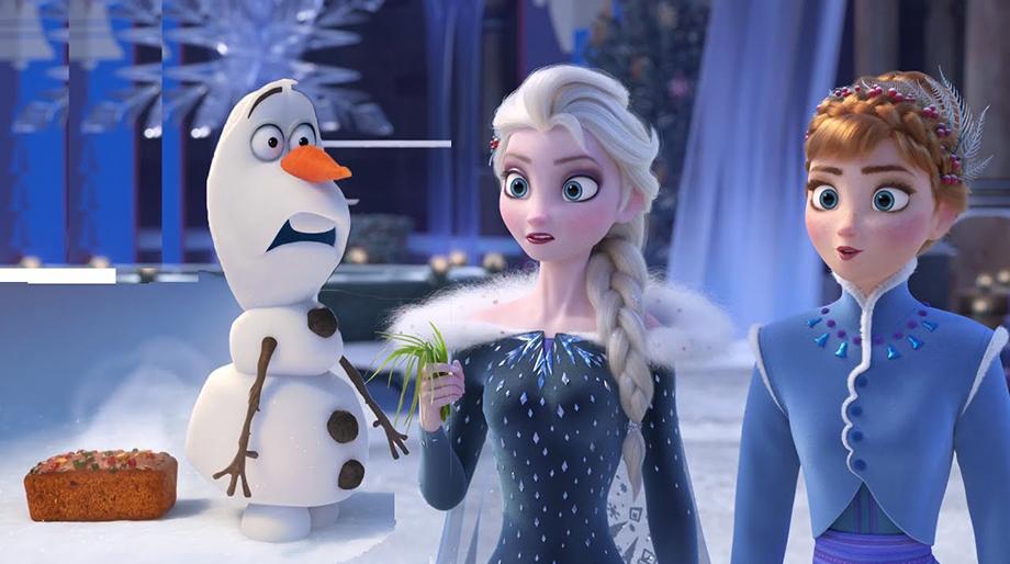 Como cuando el corto de Frozen tampoco fue un éxito en Estados Unidos