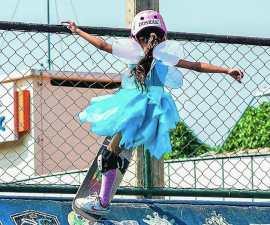 Rayssa Leal - Hada del skateboarding