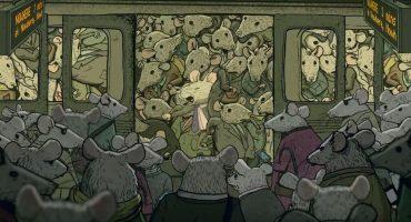 Happiness: un roedor y su búsqueda de la verdadera