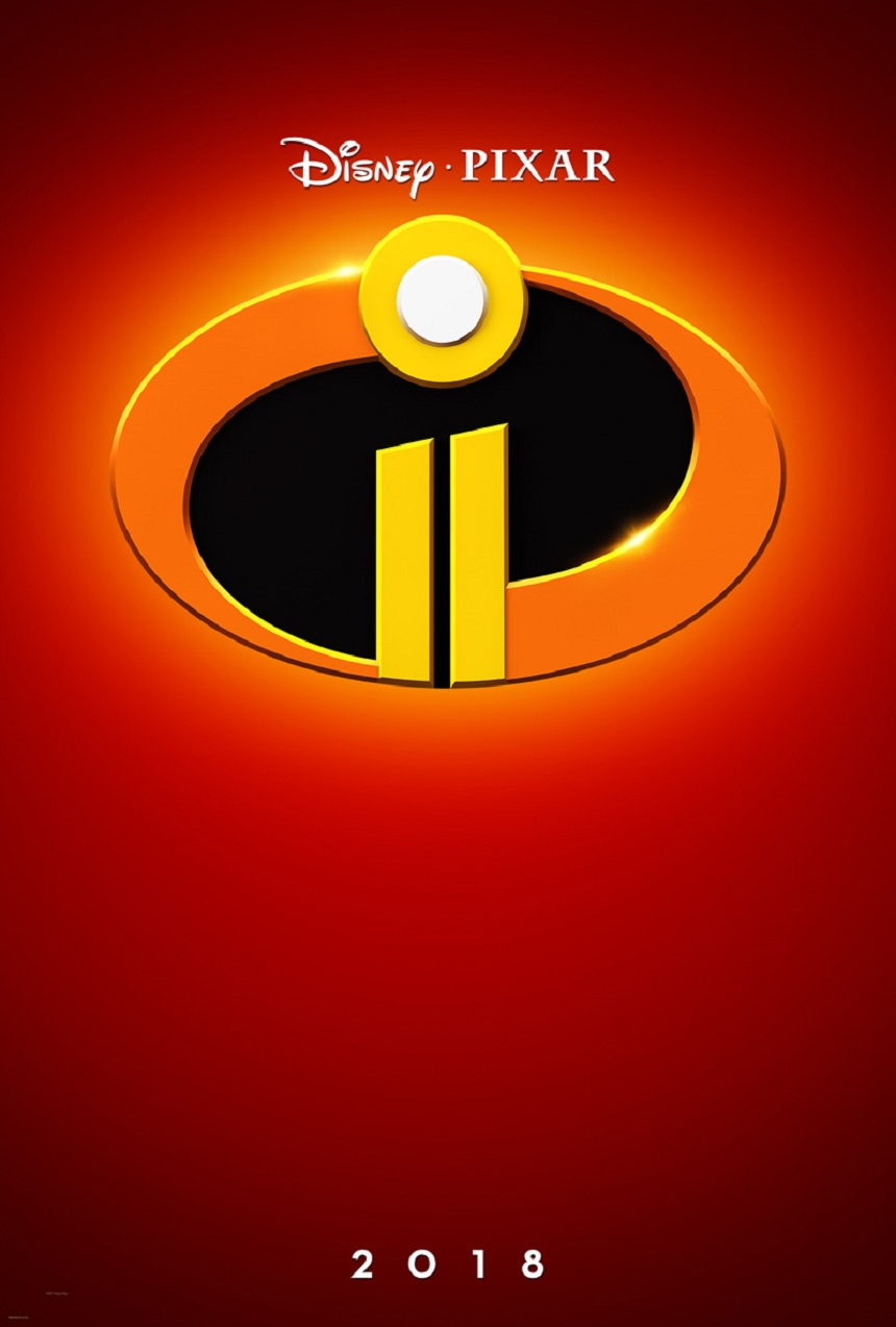 The Incredibles 2 - Póster