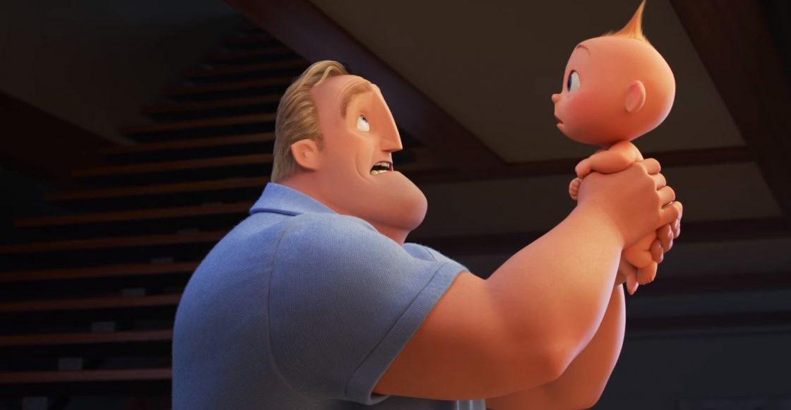 Nuevo tráiler de The Incredibles 2