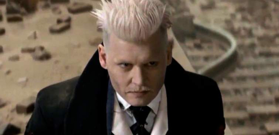 Nadie quiere a Johnny Depp en la secuela de 'Fantastic Beasts & Where To Find Them'