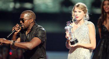 Los fans de Kanye West intentaron boicotear el lanzamiento del disco de Taylor Swift