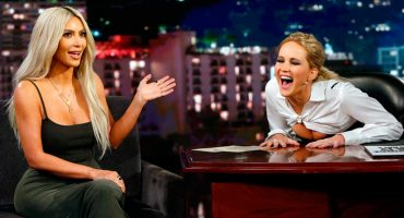 ¿Qué tan fan es Jennifer Lawrence de Kim Kardashian? Esta entrevista te lo dice