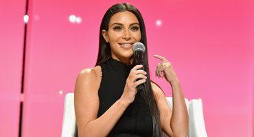 Kim Kardashian nos muestra su gusto musical en una playlist y sí, ¡está buenísima!