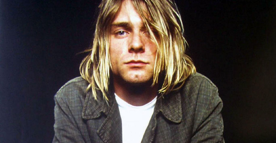 Finalmente Kurt Cobain tiene un juguete
