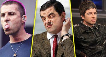 Liam quiere hacer una película sobre Oasis y que Mr Bean interprete a Noel 😂