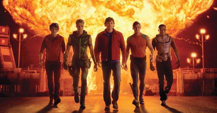 Una Liga de la Justicia en Smallville