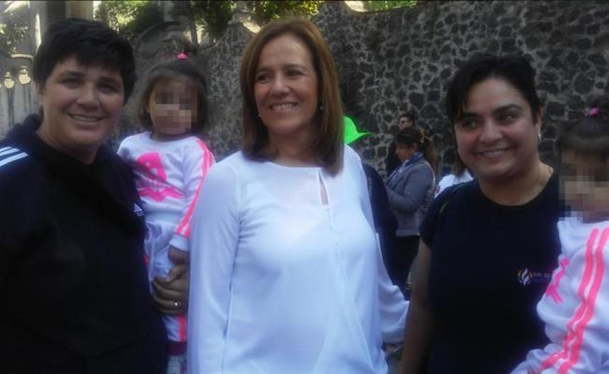 Margarita Zavala se niega a salir en video de pareja LGBT+