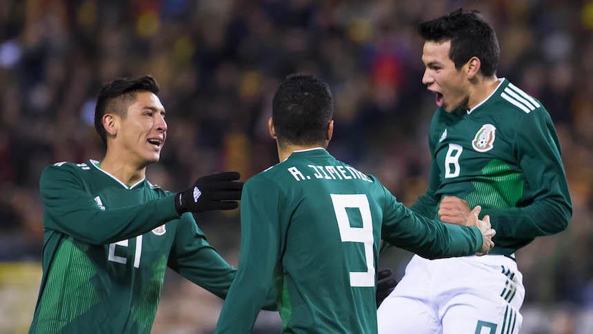El XI de la Selección Mexicana... en Qatar 2022