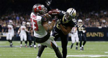 La NFL suspende a Evans por el altercado con Lattimore