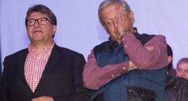 """Monreal advierte que Senado no aceptará convertir a México en """"tercer país seguro"""""""