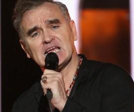 Morrissey aplicando un Luis Miguel: Cancela concierto en California por el frío