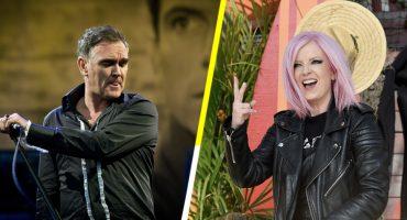 """Fuck you Morrissey! Fuck YOU"", atentamente Shirley Manson de Garbage"