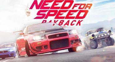 Prepárate y pisa el acelerador, ¡porque es hora de jugar Need for Speed Payback!