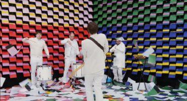 Mira el nuevo video de OK Go para