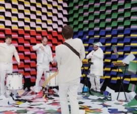 """Una pared llena de impresoras es lo nuevo de OK Go y su video a """"Obession"""""""