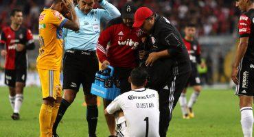 Desesperación y tristeza: La reacción de Ustari después de la terrible lesión