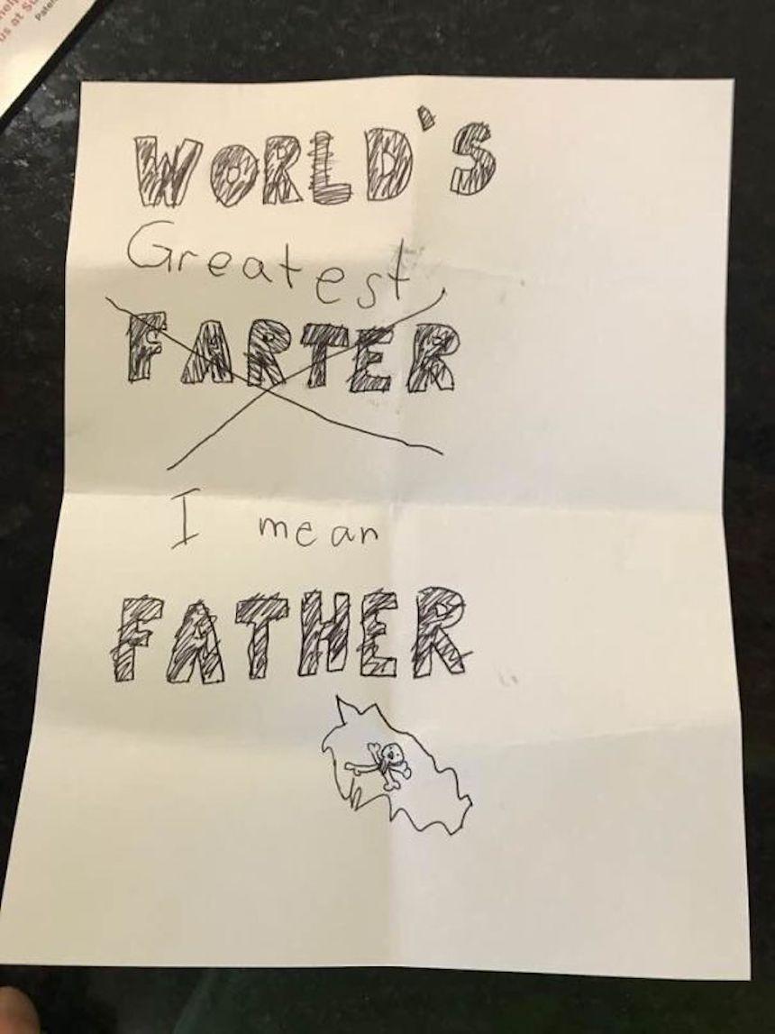 Dibujos de niños - Gases