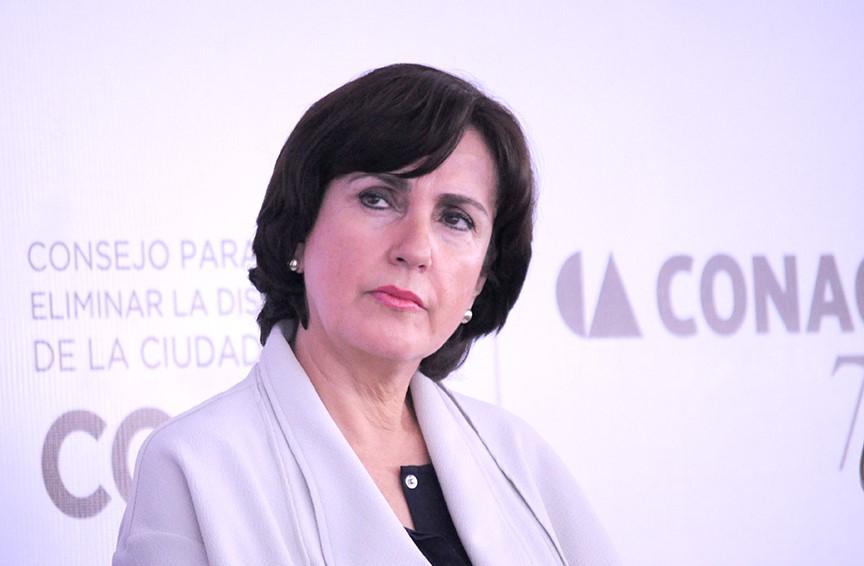 Patricia Mercado, secretaria de Gobierno de la CDMX