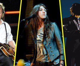 Paul McCartney y Daft Punk colaboran con Charlotte Gainsbourg