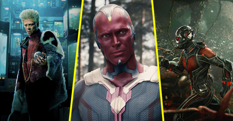 ¿Qué personajes no salieron en el mega tráiler de 'Avengers: Infinity War'?