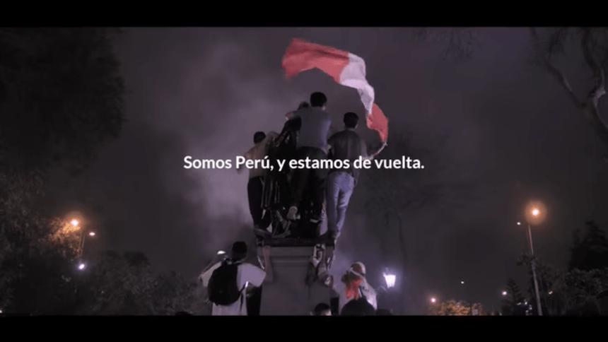 Piel chinita: El promo que sacó Perú de cara al partido de vuelta ante Nueva Zelanda