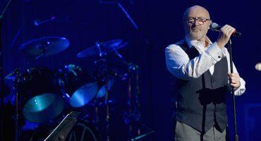 ¡Phil Collins dará 3 conciertos en México!