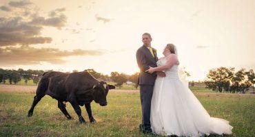 Los photobombs de bodas que totalmente mejoraron el momento
