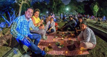 Lánzate a los Picnics Nocturnos de Chapultepec y Aragón