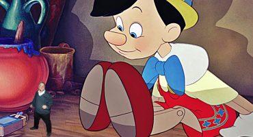 Guillermo del Toro revela haber cancelado el proyecto de 'Pinocho' 😔