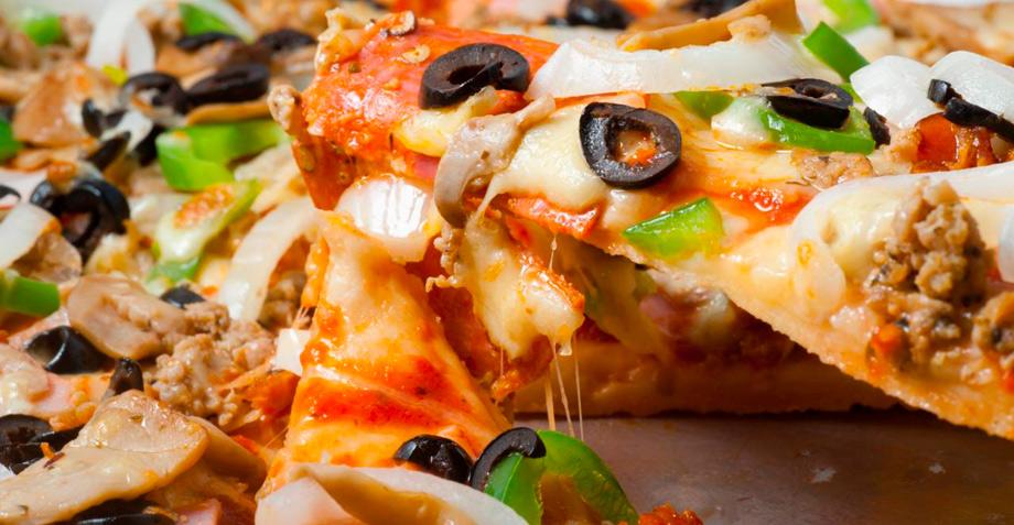 Ahora puedes pedir una Pizza... ¡de 3 metros!