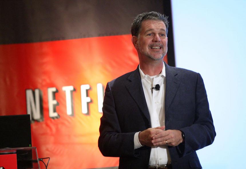 Reed Hastings - CEO de Netflix