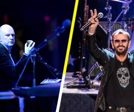 Philip Selway de Radiohead y Ringo Starr tocaron juntos un clásico de The Beatles