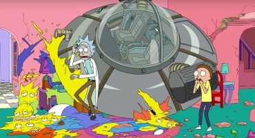 Los Simpson hacen una sutil referencia a 'Rick and Morty', ¿de qué se trata?