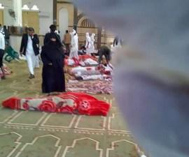 Atentado en Egipto deja más de 200 personas muertas