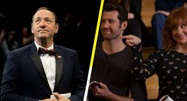 La serie 'Difficult People' ya conocía el lado oscuro de Kevin Spacey 🙄