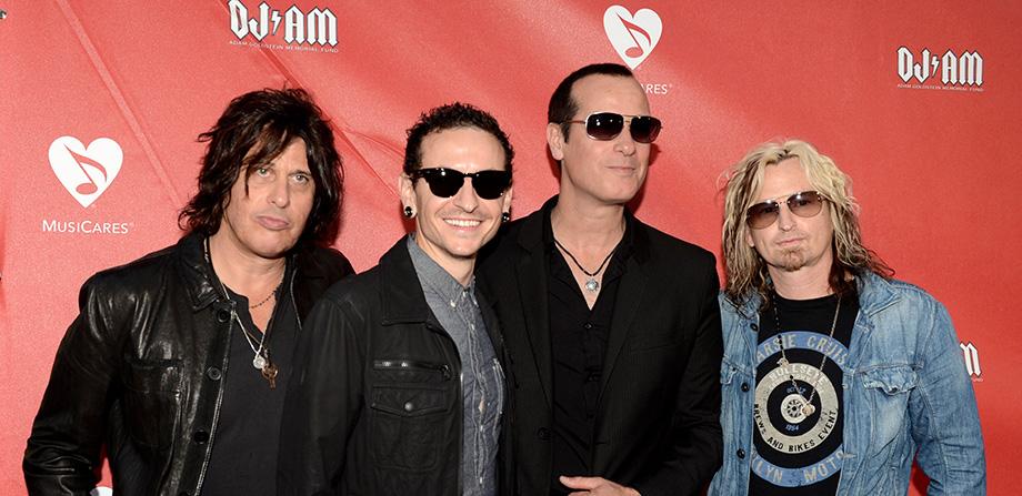 Los Stone Temple Pilots regresan a los escenarios con un nuevo frontman