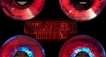 Si 'Stranger Things 2' no era tan vintage para ti, este vinilo sí lo será