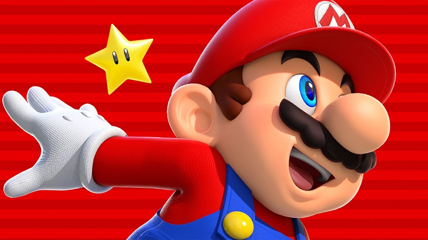 Super Mario - Portada