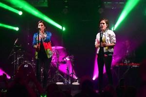 Tegan and Sara se convierten en personajes del universo de historietas de Archie